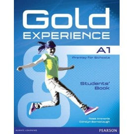 Gold Experience A1 Student's Book + DVD-ROM