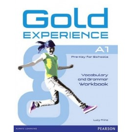 Gold Experience A1 Grammar and Vocabulary Workbook without Answers