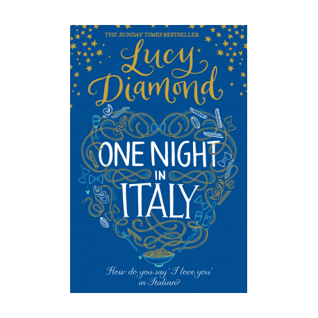 One Night in Italy Pan Books 9781447208679