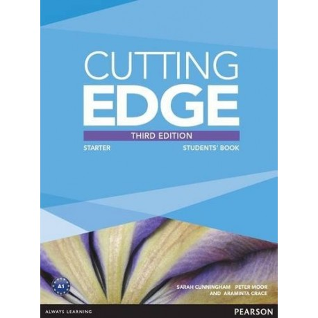 Cutting Edge Third Edition Starter Student's Book + DVD-ROM Pearson 9781447936947