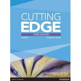 Cutting Edge Third Edition Starter Student's Book + DVD-ROM
