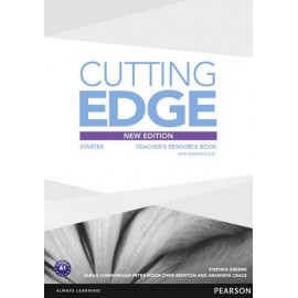 Cutting Edge Third Edition Starter Teacher's Book + Resource CD-ROM