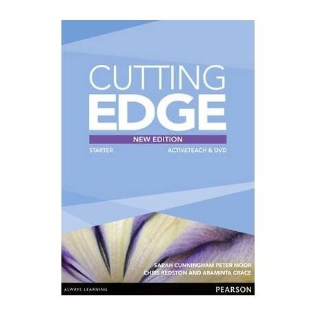 Cutting Edge Third Edition Starter Active Teach (Interactive Whiteboard Software) Pearson 9781447906735