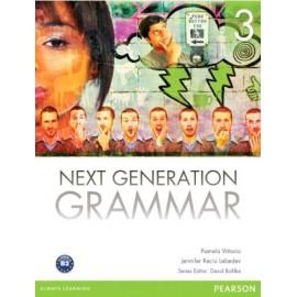 Next Generation Grammar 3 eText + Access to MyEnglishLab