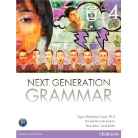 Next Generation Grammar 4 eText + Access to MyEnglishLab
