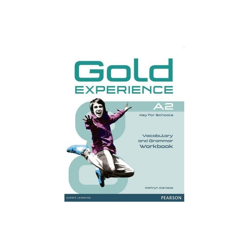 Gold Experience A2 Grammar and Vocabulary Workbook without Answers