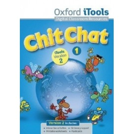 Chit Chat 1 New iTools DVD-ROM with Books on Screen Czech Edition