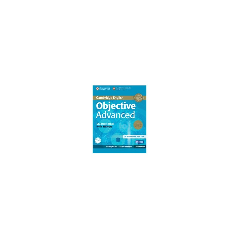 Objective Advanced Fourth Edition (for 2015 exam) Student