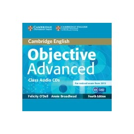 Objective Advanced Fourth Edition (for 2015 exam) Class CDs
