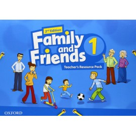 Family and Friends 1 Second Edition Teacher's Resource Pack