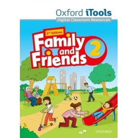 Family and Friends 2 Second Edition iTools DVD-ROM