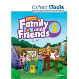 Family and Friends 5 Second Edition iTools DVD-ROM