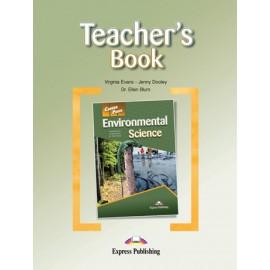 Career Paths: Environmental Science Teacher's Book