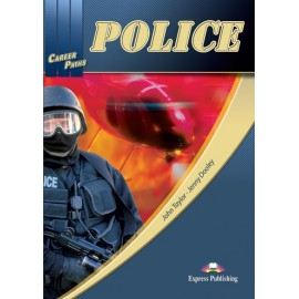 Career Paths: Police Student's Book with Digibook Application