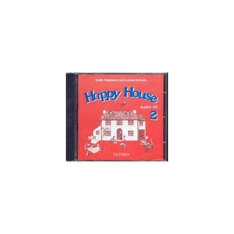 Happy House 2 Audio CD Oxford University Press 9780194317665