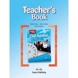Career Paths: Civil Aviation Teacher's Book + Student's Book + Audio CDs