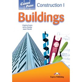 Career Paths: Construction 1 - Buildings Student's Book with Digibook App.