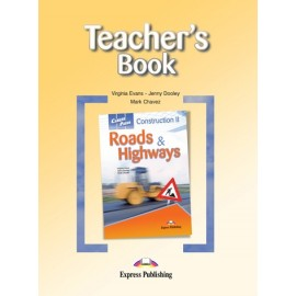 Career Paths: Construction 2 - Roads & Highways Teacher's Book