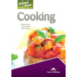 Career Paths: Cooking Student's Book with Digibook App.
