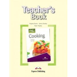 Career Paths: Cooking Teacher's Book