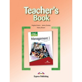 Career Paths: Management 1 Teacher's Book + Student's Book + Audio CDs