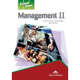Career Paths: Management 2 Student's Book with Cross-platform Application