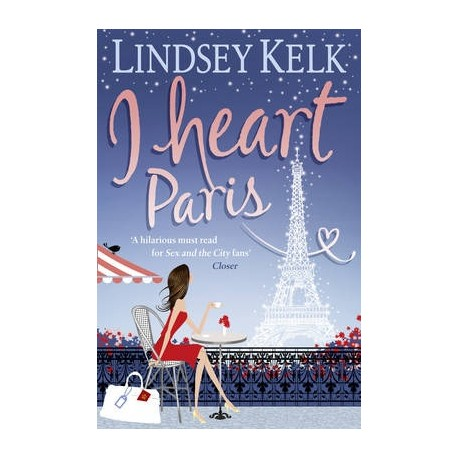 I Heart Paris HarperCollins 9780007357260