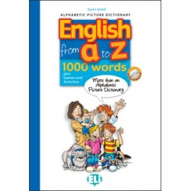 English From A to Z + Audio CD