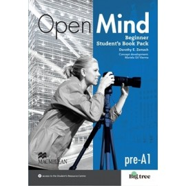 Open Mind Beginner Student's Book Pack