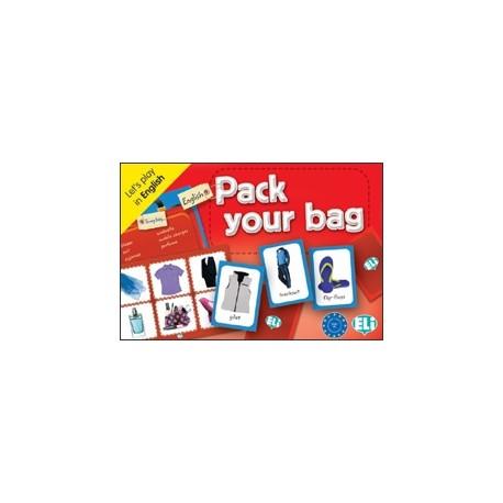Pack Your Bag! ELI 9788853619266