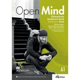 Open Mind Elementary Student's Book Premium Pack