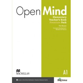 Open Mind Elementary Teacher's Book Premium Pack
