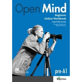 Open Mind Beginner Online Workbook