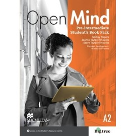 Open Mind Pre-Intermediate Student's Book Pack