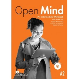 Open Mind Pre-intermediate Workbook with Key + CD