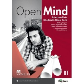 Open Mind Intermediate Student's Book Pack