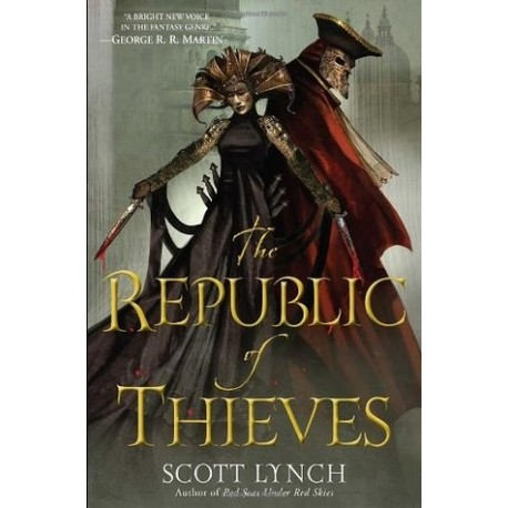 The Republic of Thieves Gollancz 9780575084469