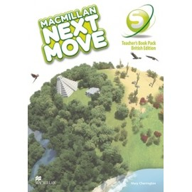 Macmillan Next Move Starter Teacher's Book Pack + Teacher's Resource Centre online access