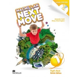 Macmillan Next Move 1 Pupil's Book Pack + DVD-ROM
