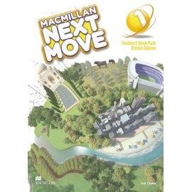 Macmillan Next Move 1 Teacher's Book Pack + Teacher's Resource Centre online access
