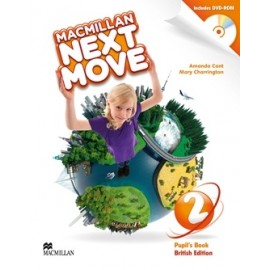Macmillan Next Move 2 Pupil's Book Pack + DVD-ROM