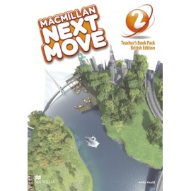 Macmillan Next Move 2 Teacher's Book Pack + Teacher's Resource Centre online access