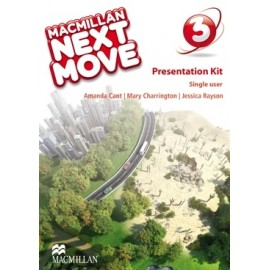 Macmillan Next Move 3 Presentation Kit DVD-ROM