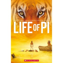 Scholastic Readers: Life of Pi + CD