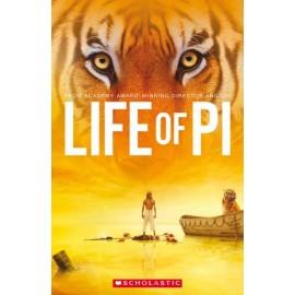 Scholastic Readers: Life of Pi + CD