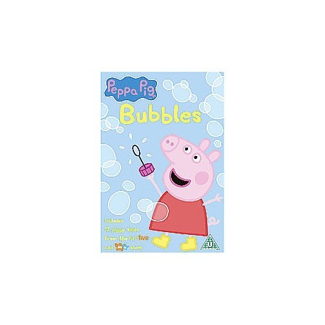 Peppa Pig: Bubbles and other stories DVD Contender Entertainment Group 5030305104146