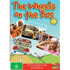 The Wheels on the Bus DVD