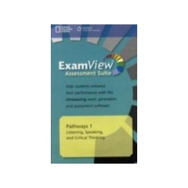 Pathways Listening, Speaking and Critical Thinking 1 ExamView Assessment CD-ROM