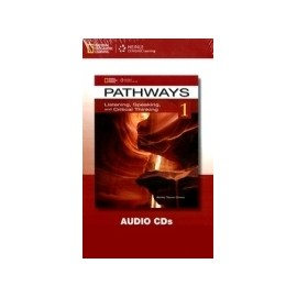 Pathways Listening, Speaking and Critical Thinking 1 Audio CDs