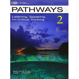 Pathways Listening, Speaking and Critical Thinking 2 Student's Book + Online Workbook Access Code